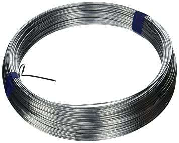 OOK 50143 200\' 16 Gauge Galvanized Steel Wire - Electrical Wires ...