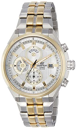 bdd1b32dc54 Image Unavailable. Image not available for. Colour  Casio Edifice  Chronograph ...