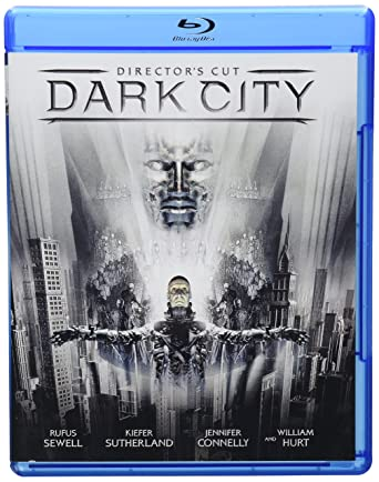 Image result for dark city directors cut blu ray