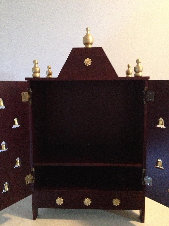 amazon com small hindu temple buddhist altar 32