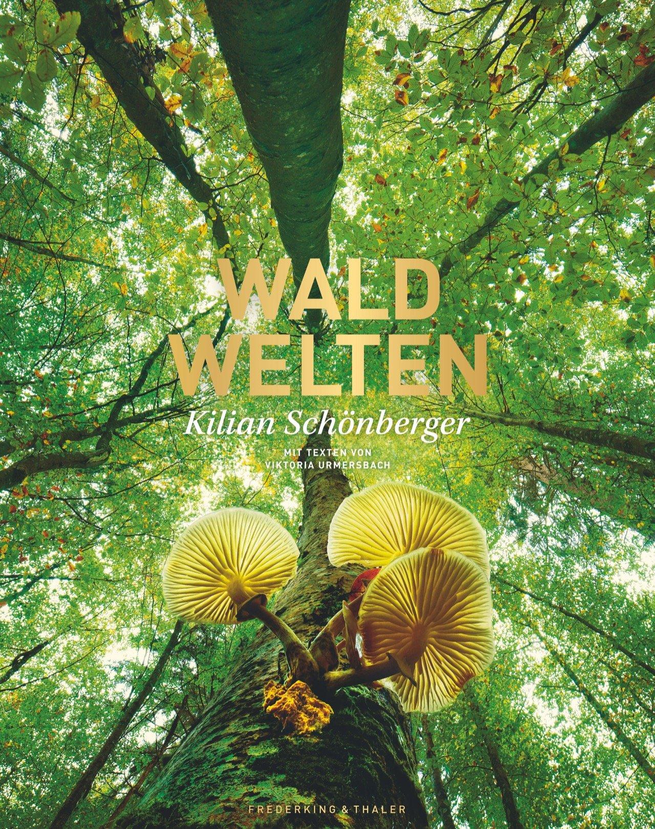 Waldwelten Gebundenes Buch – 28. September 2017 Kilian Schönberger Viktoria Urmersbach 3954162296 Bildbände / Deutschland