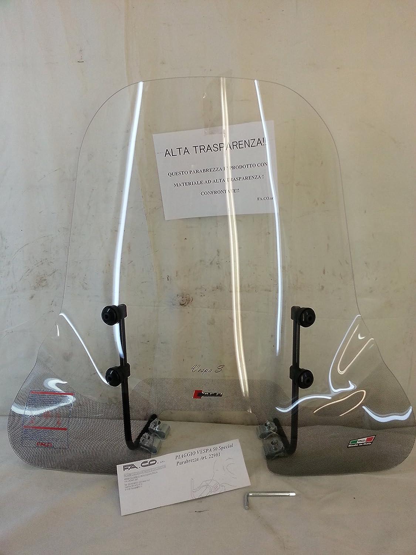 PARABREZZA PIAGGIO vespa special 50 2T modello anni 70//80 a marce cod 22901