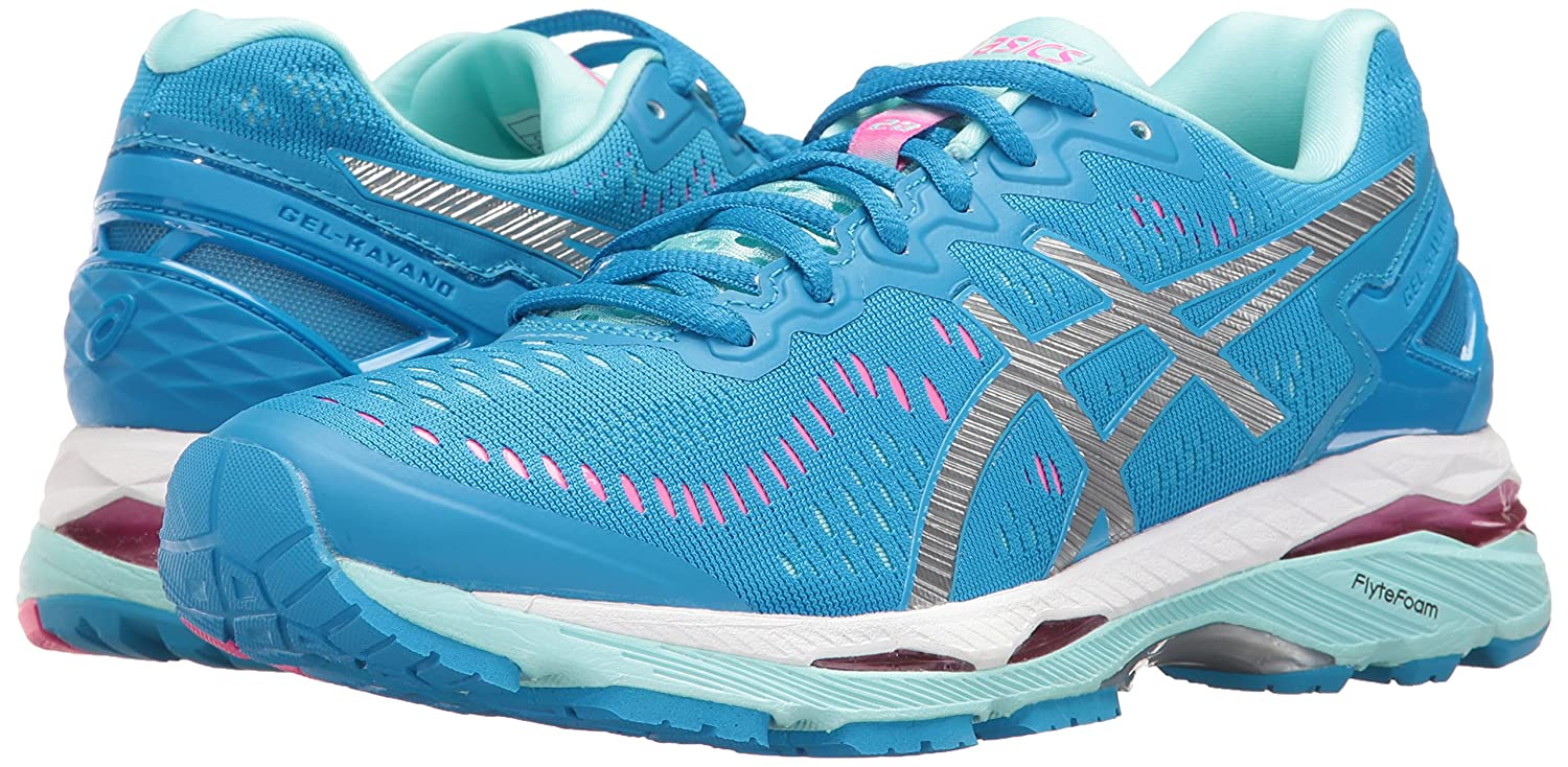 Details about ASICS GEL Kayano 23 Women's Dynamic Duomax Flytefoam Running Shoes 9.5