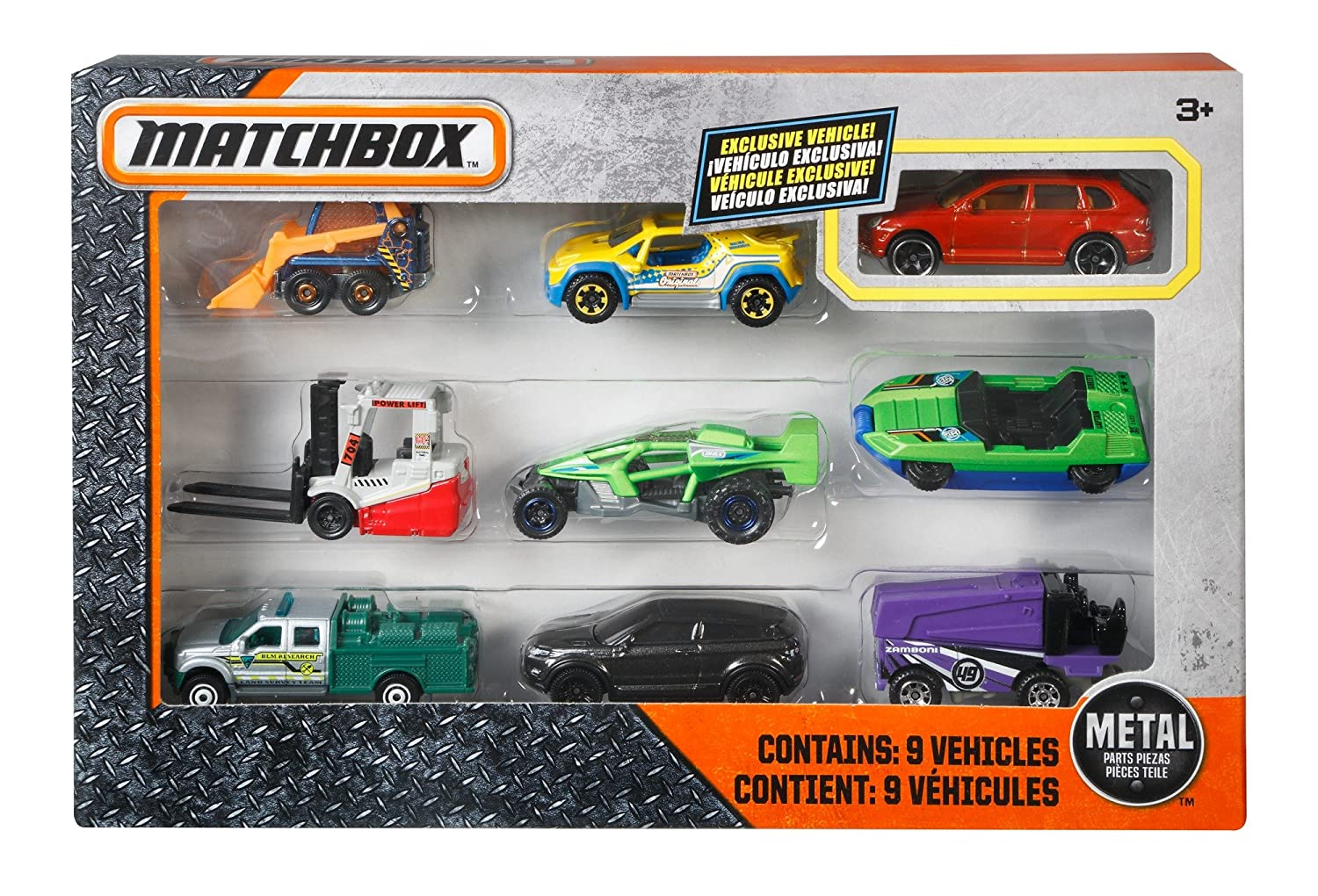 Best Matchbox Cars And Toys For Kids : Children cars toy set matchbox car gift pack pre school