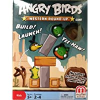 Mattel Angry Birds Western, Multi Color