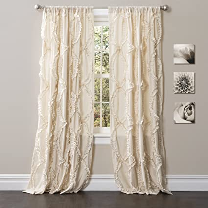 divider decor screen curtains wall diy curtain itm room butterfly flower panels hanging