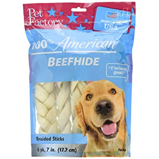 """Pet Factory 78105 Beefhide 