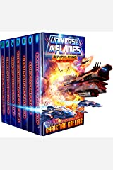 Universe in Flames - Olympus Rising (7 Books + 2 Extras) Box Set: An Epic Space Opera Adventure Kindle Edition