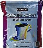 Kirkland Signature Medium Roast Coffee, 2.5 Pound