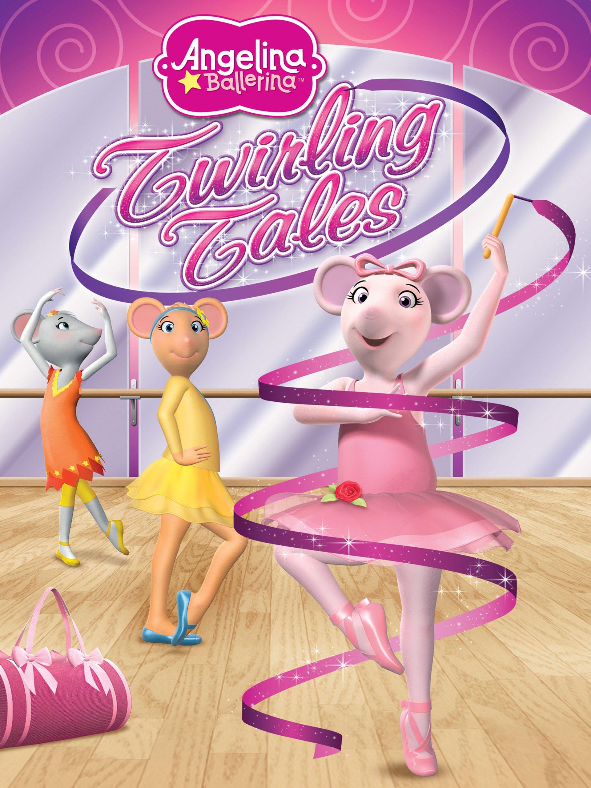 Angelina Ballerina: Twirling Tales