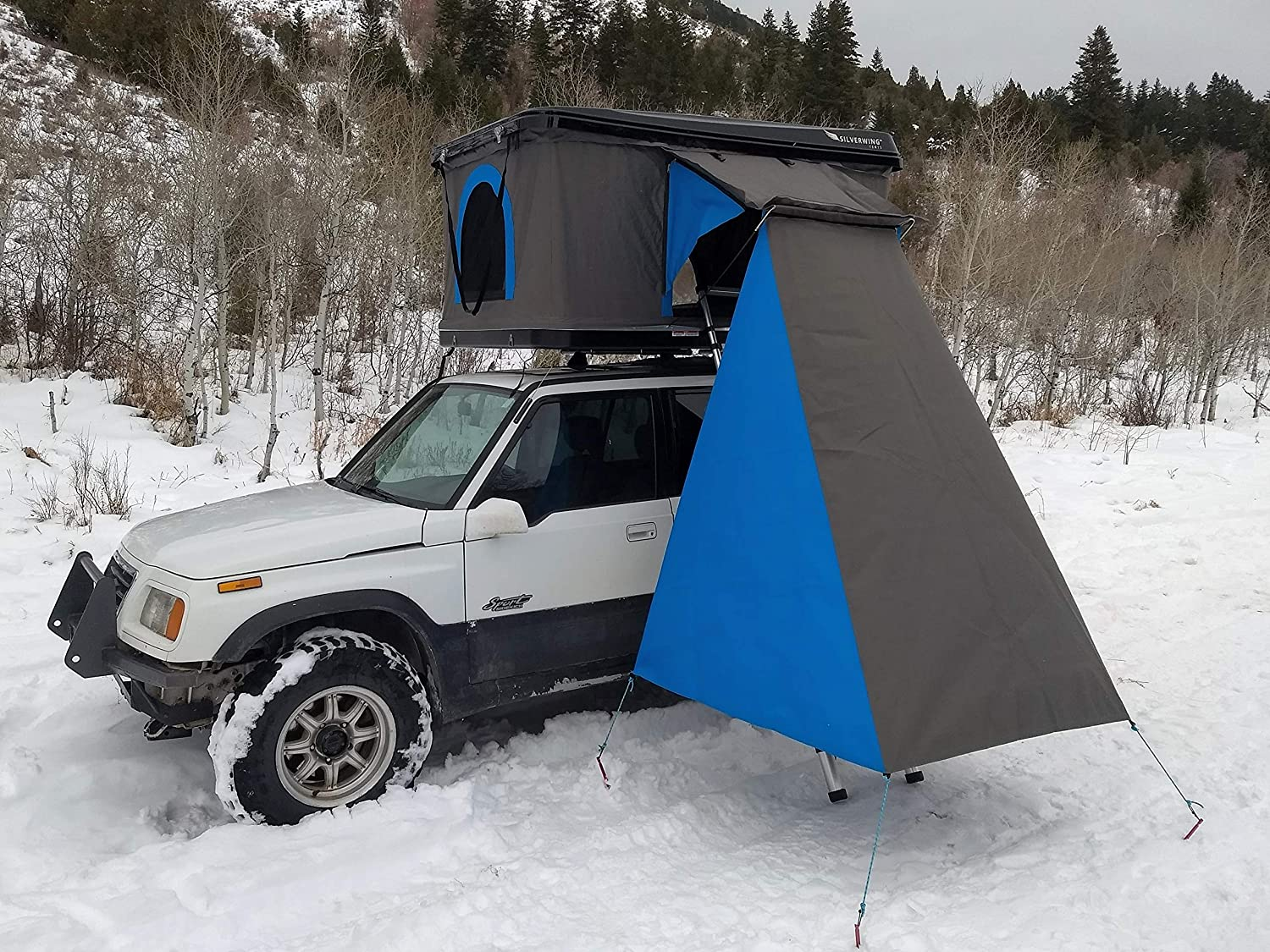 Silverwing SWT90 Hard Shell Roof Tent