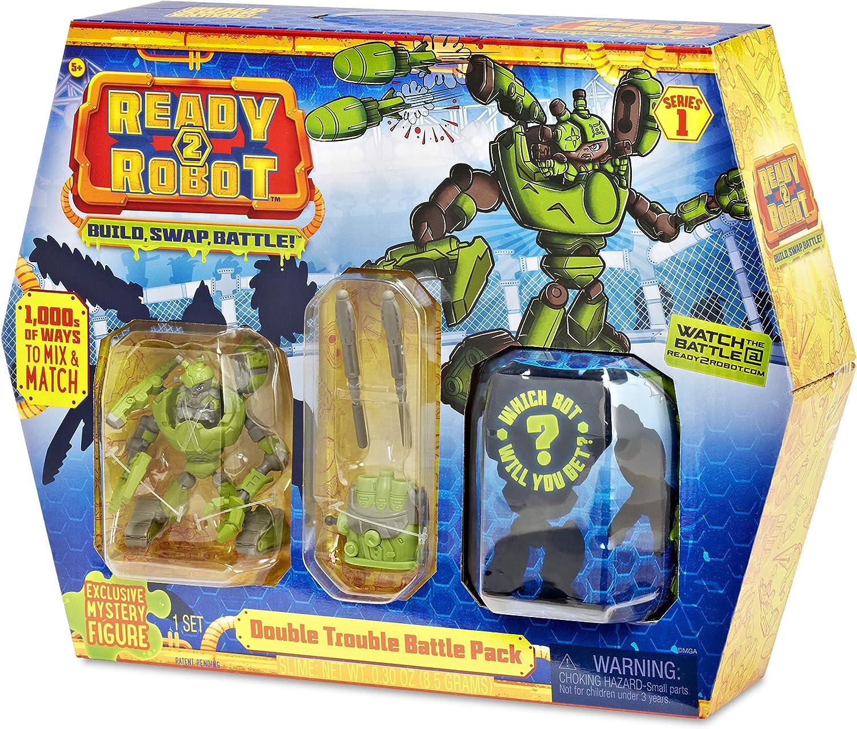 Ready 2 Robot Survivor Battle Pack