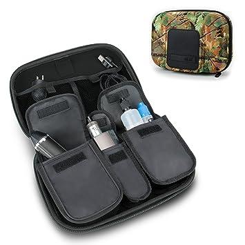 Amazon.com: Vape estuche de transporte USA Gear – Premium E ...