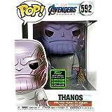 Funko Pop! Avengers Endgame: Thanos con Brazo desprendible - ECCC 2020 (Spring Convention Exclusive)