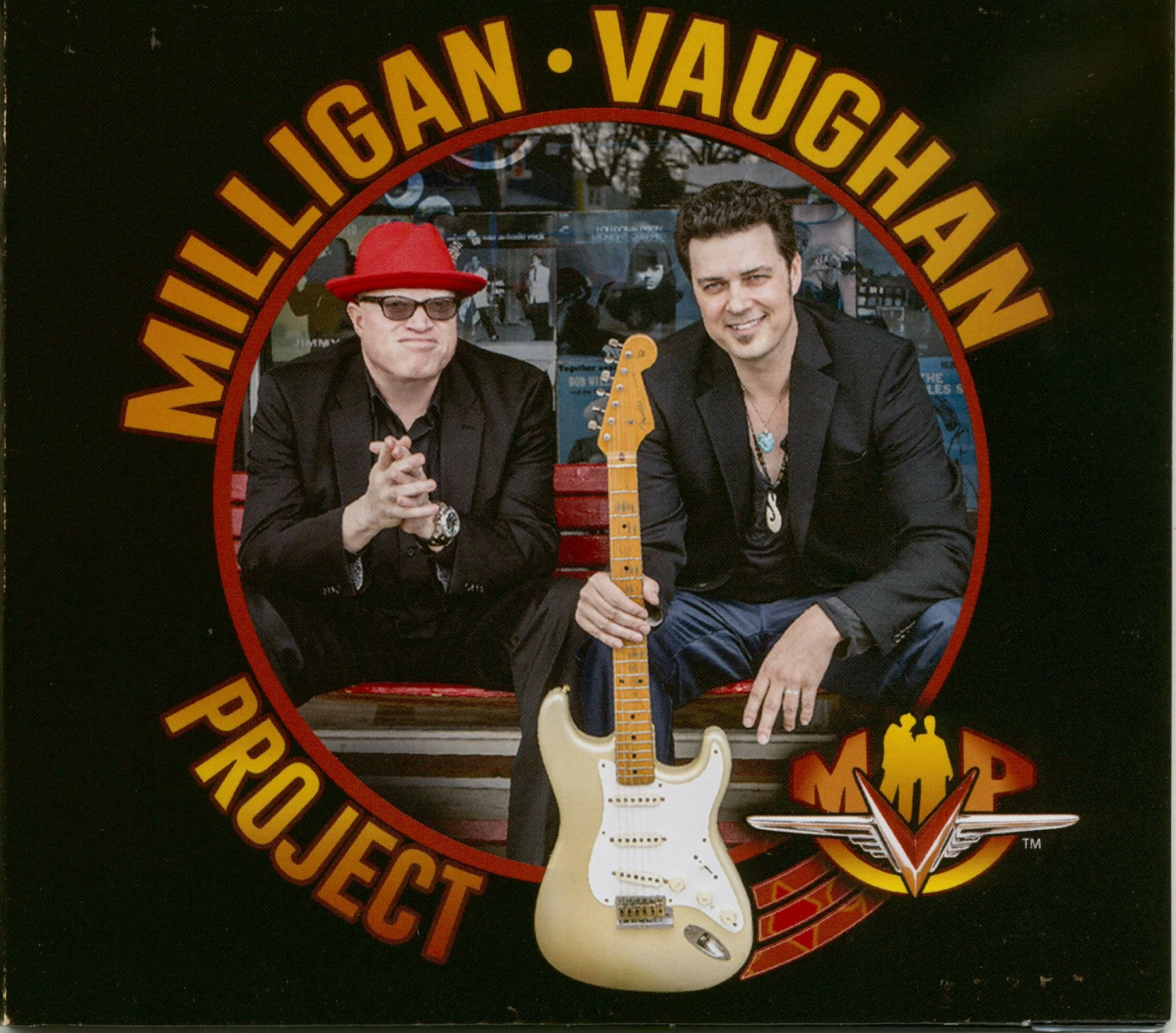 CD : Milligan Vaughan Project (CD)