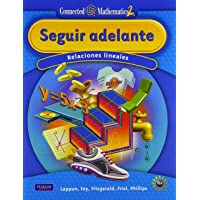 Connected Mathematics 2 Seguir Adelante (Relaciones Lineales)