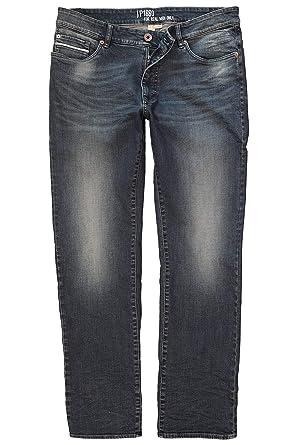 Jean Regular DélavéCoupe Jp1880 Homme Grandes Tailles Droite rdCoexWB