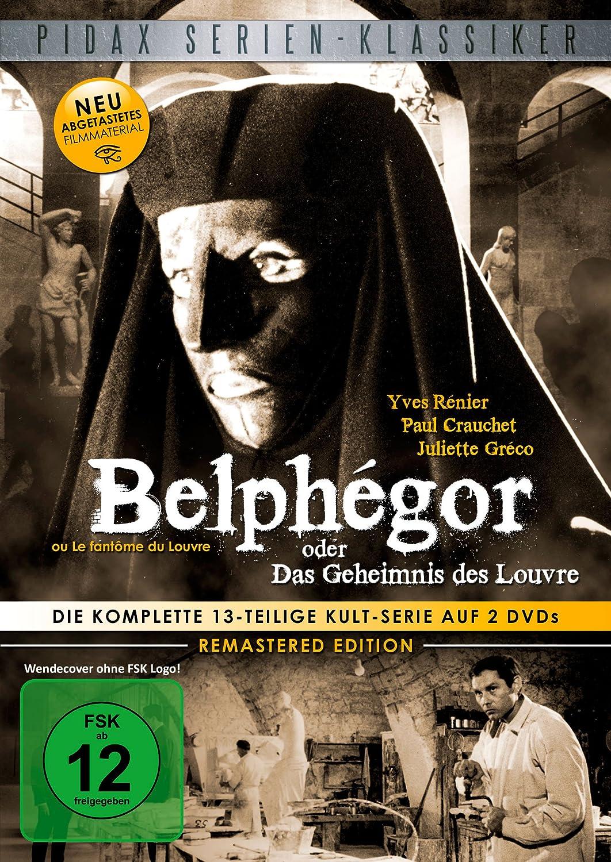 Amazoncom Belphegor Oder Das Geheimnis Des Louvre
