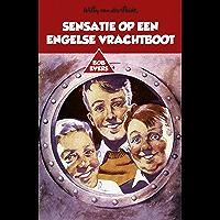 Sensatie op een Engelse vrachtboot (Bob Evers Book 26)
