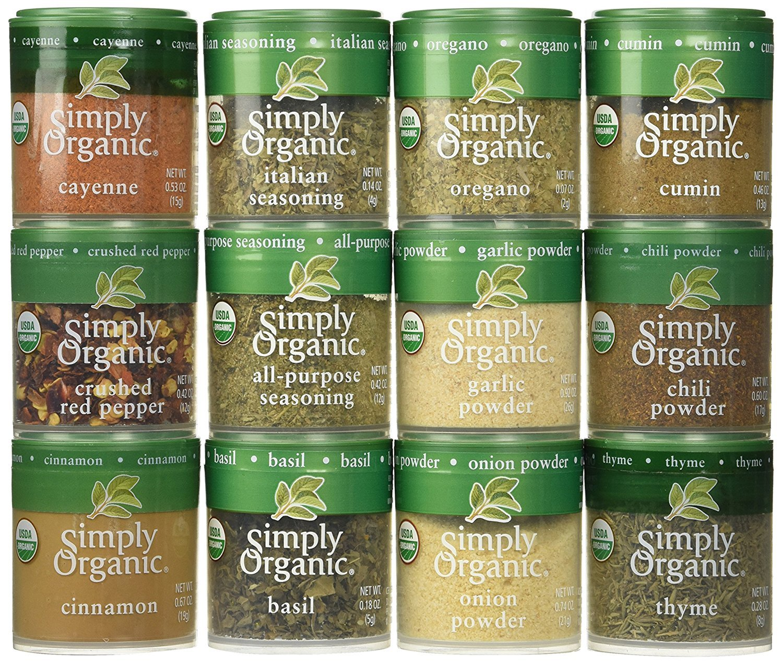 Simply Organic Starter Spice Gift Set 91fTExKdVZL