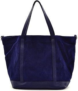 e1a9693bd3 OH MY BAG Sac à Main cabas femme en cuir italien porté main, épaule ...