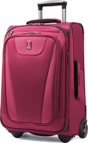 Travelpro Maxlite 4 22-Inch Expandable Rollaboard Pink