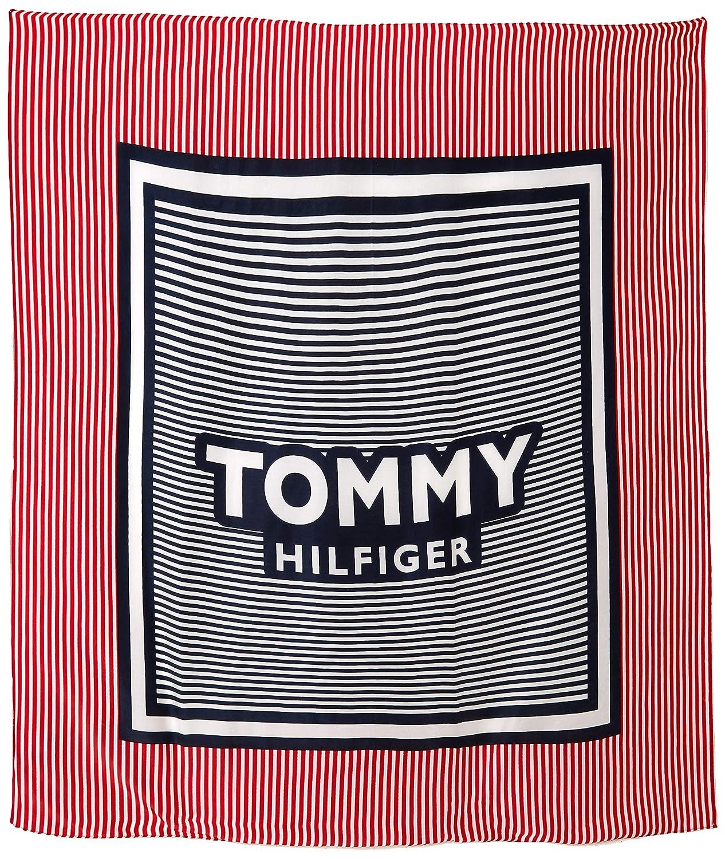 Tommy Hilfiger Sciarpa Donna Tommy Patch Square