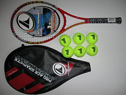 Amazon.com: Pro Kennex Pro Ace raqueta de tenis junior ...