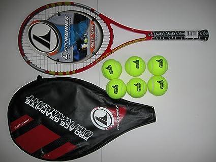 Amazon.com: Pro Kennex Pro Ace raqueta de tenis junior ...