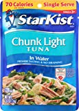 StarKist Chunk Light Tuna, In Water, 2.6 Ounce (Pack of 24)