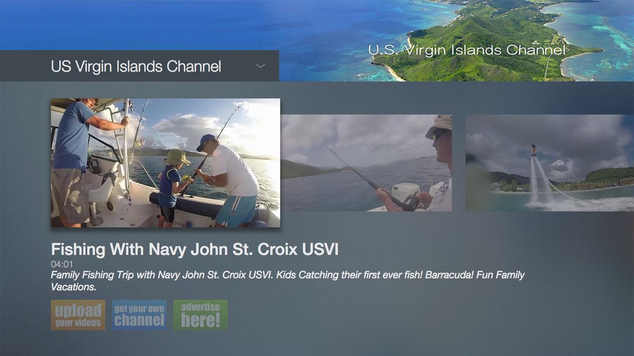 US Virgin Islands Channel - 91fTXqqSiQL
