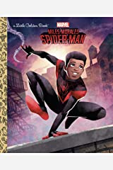 Miles Morales (Marvel Spider-Man) (Little Golden Book) Kindle Edition