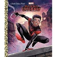 Miles Morales (Marvel Spider-Man) (Little Golden Book)