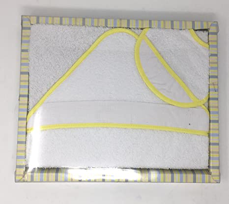 Manta/Arrullo 100% algodón de doble capa rizo bordar nombre bebé - Danielstore: Amazon.es: Bebé