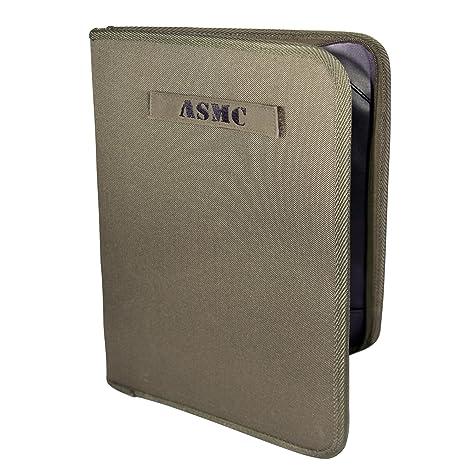 Koffer, Taschen & Accessoires Neue Mode Mil-tec Bw Kommandeurs-mappe Din A4 Schwarz