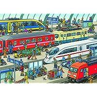 Ravensburger Railway Station Puzzle (60-Piece)