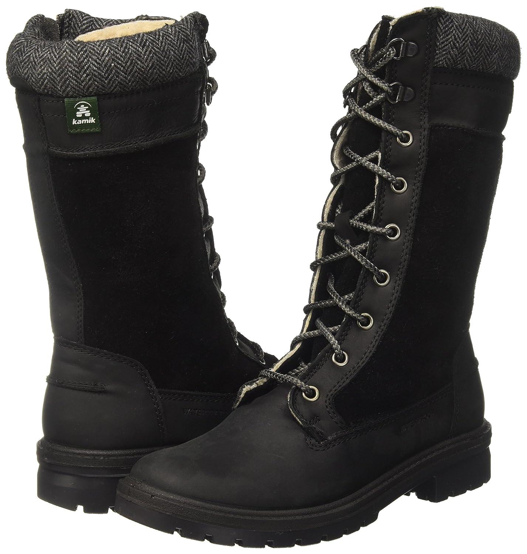 Kamik Rogue 9 Women's Boot B01N6LQNGS 11 B(M) US|Black