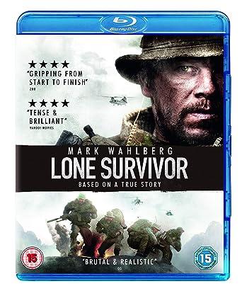 Lone Survivor [Blu-ray] [2013]: Amazon co uk: Mark Wahlberg