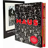 Image for Maus I & II Paperback Box Set