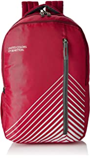 77eedbf8abfe United Colors of Benetton 30 Ltrs Red Casual Backpack (0IP6ECOBPBR2I ...