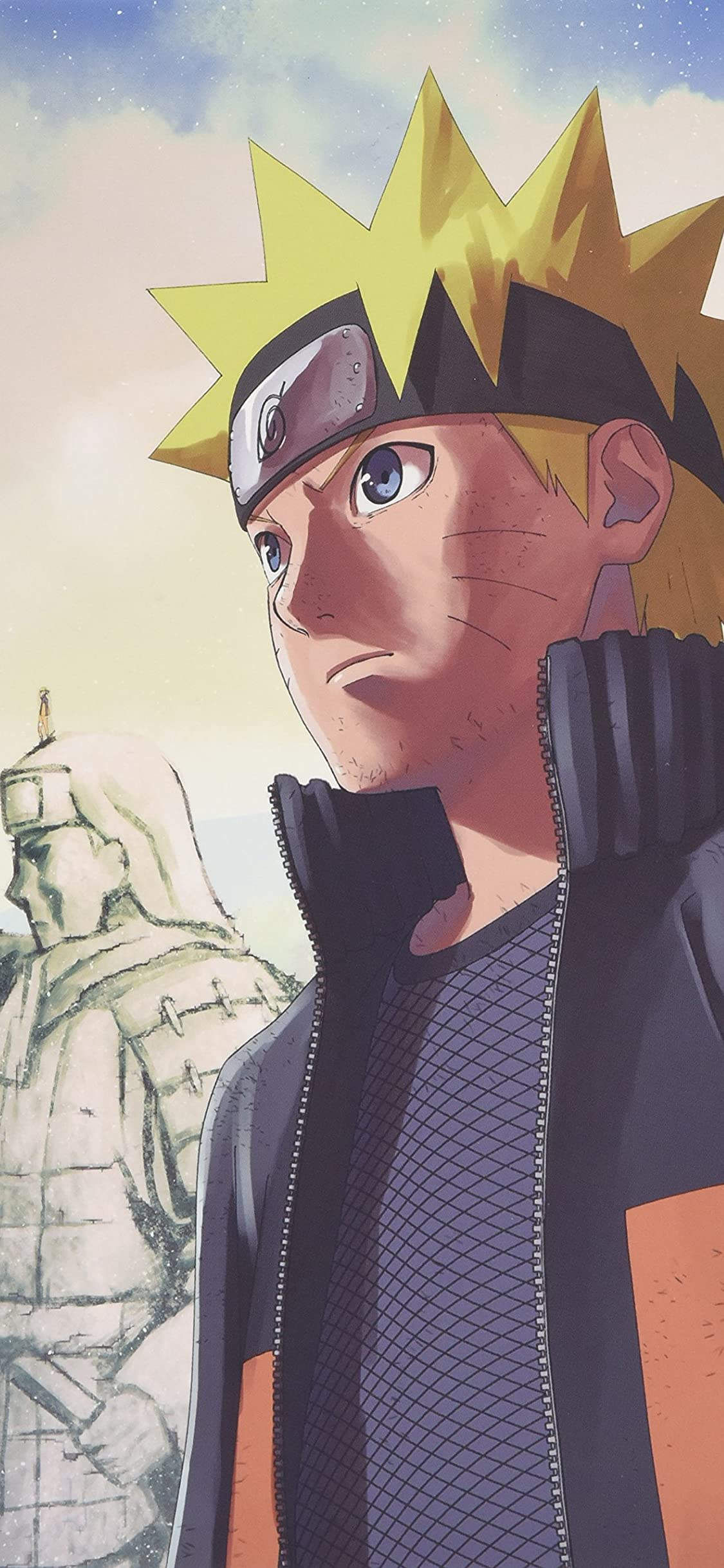 Naruto ナルト うずまきナルト Iphone X 壁紙 1125x2436 画像 スマポ