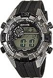 Sonata Ocean Series III Digital Grey Dial Unisex Watch - 77026PP01J