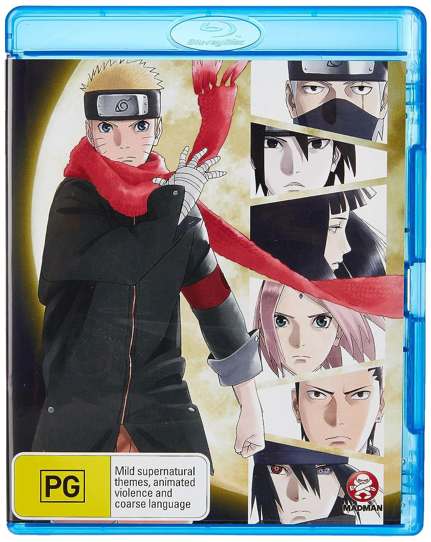Naruto: The Movie - The Last Blu-Ray Edizione: Australia ...