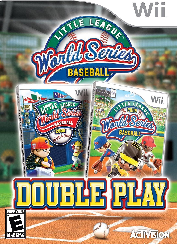 amazon com little league world series double play nintendo ds