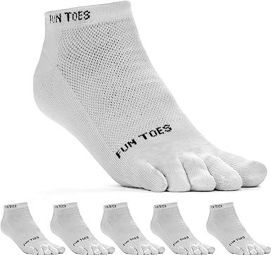 Toe Socks Barefoot Running Socks-Pack