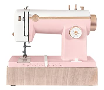 We R Memory Keepers Máquina de Coser Stitch Happy - Pink: Amazon.es: Hogar