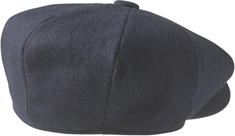8 pi/èces Peaky Blinders Casquette plate 100//% coton Casquette style gavroche
