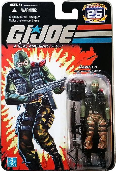 Amazon.com: G.I. Joe 25th Anniversary: beachhead (Ranger ...