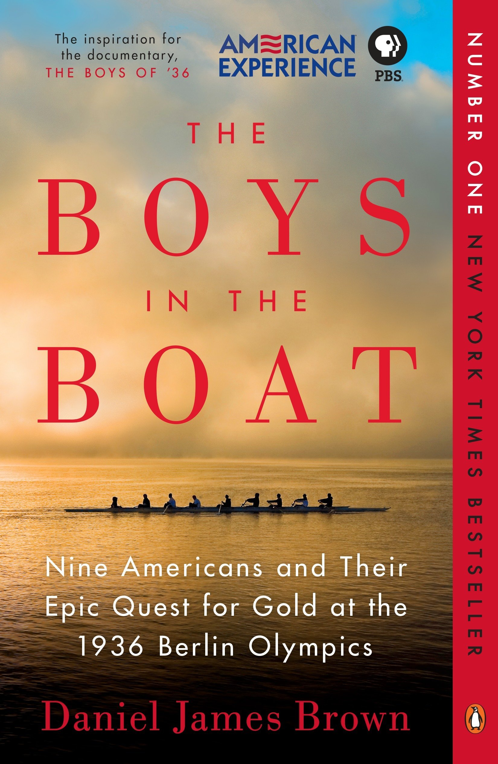 The Boys in the Boat: Nine Americans and Their Epic Quest for Gold at the 1936 Berlin Olympics by Penguin Books