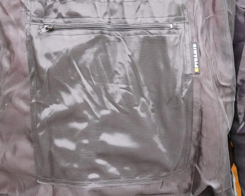 Small//Medium Size Pyramid Premium Midge Jacket for Midge//Mosquito in Green